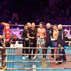 kickboksen Leeuwarden kyoku gym north vs the rest groepsfoto