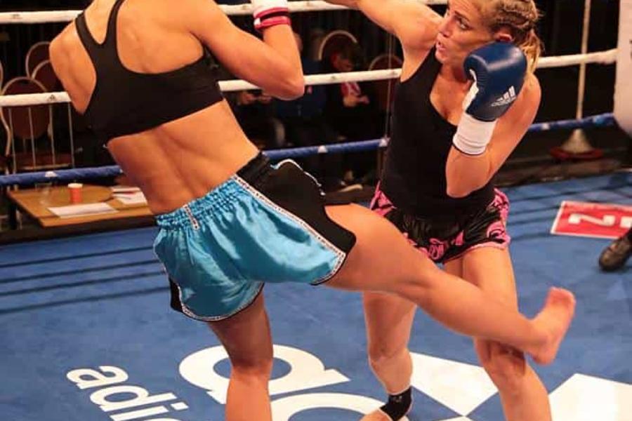 Kickboksgala North vs the rest – Leek